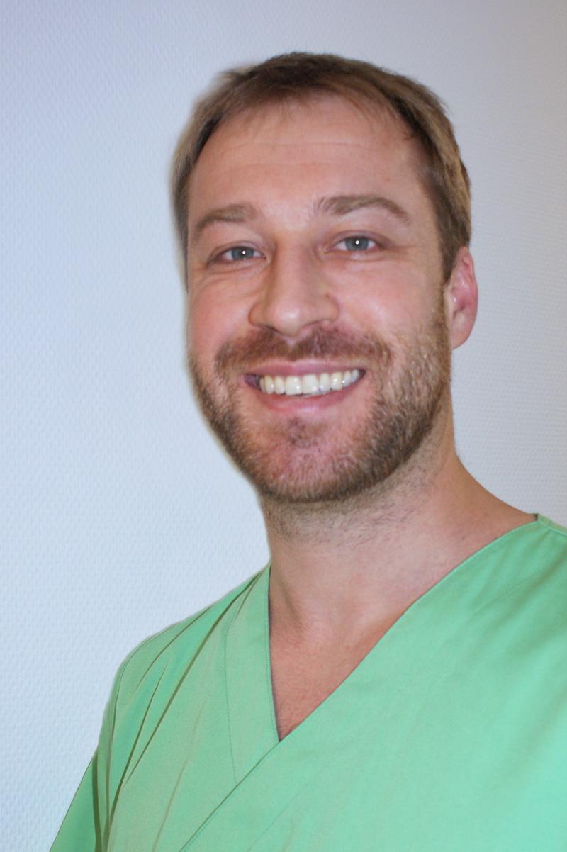 Dr. med. dent. Christian Glänzel